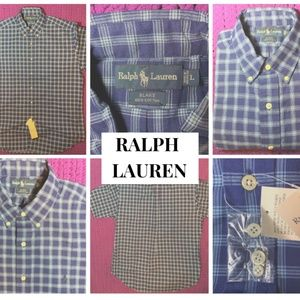 Ralph Lauren Men's Blake Polo SS New with Tags!